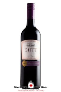Kathy Lee Gifford's wine brand, Gifft. Photo by Jason Tinacci - TinacciPhoto.com